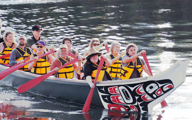 Creek Street – Canoe Tour   $125